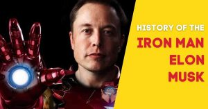 Read more about the article Biography of The Iron Man Elon Musk